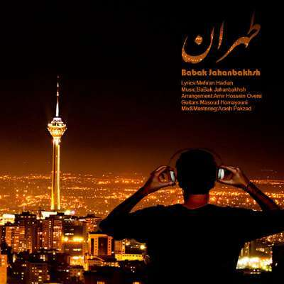 دانلود آهنگ بابک جهانبخش طهران