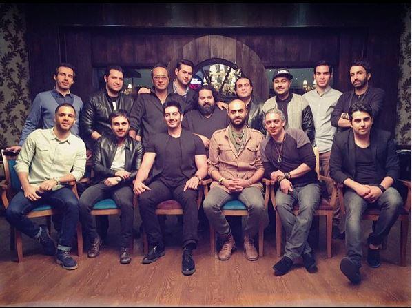 دانلود آهنگهای جدید خوانندگان ایرانی