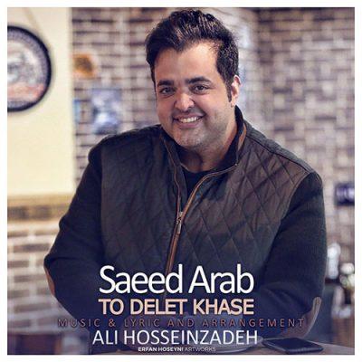 دانلود آهنگ سعید عرب تو دلت خاصه