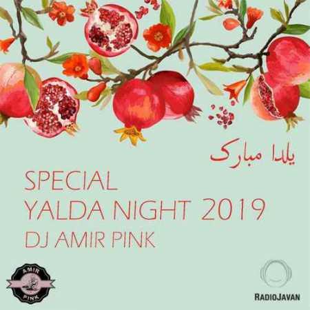دانلود ریمیکس دیجی امیر پینک به نام  ویژه شب یلدا ۲۰۱۹ ( رادیو جوان )